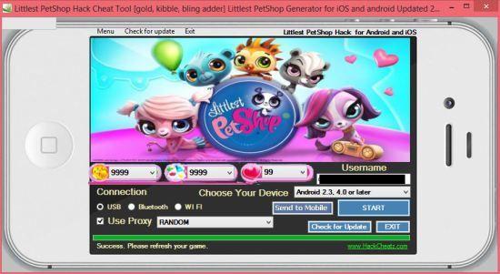 Astuces Littlest Pet Shop Triche Code de Tricherie pour iOS – Android ou PC