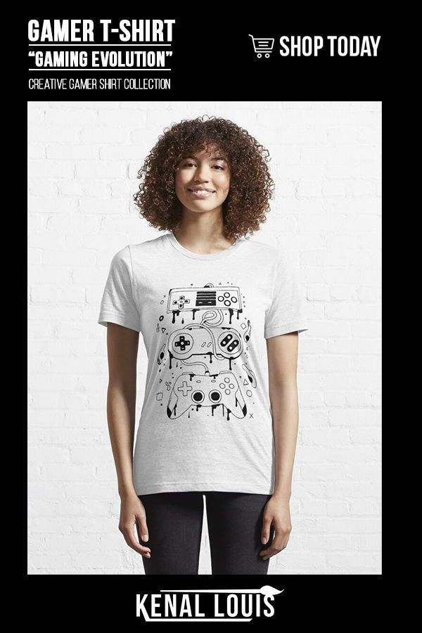 Viking Shirt Roblox Gaming Evolution Gamer Shirt In 2020 Gamer T Shirt Gamer Shirt Gamer Girl Shirt