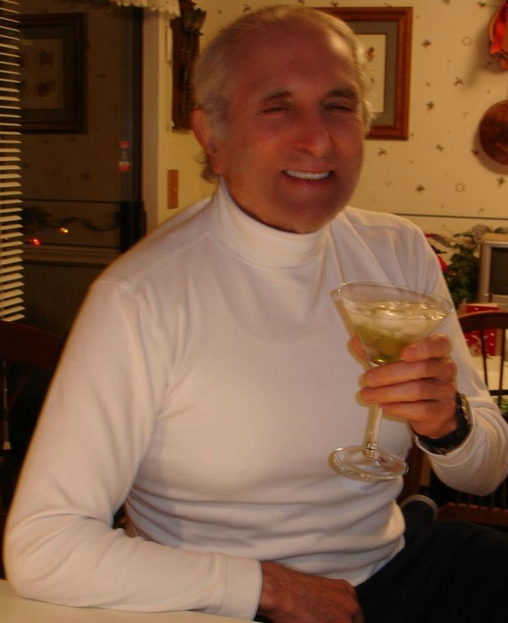 Martini time with Andrew Alcoholic drinks, White wine