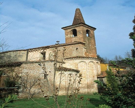 Villa Poma, Oratorio di S. Andrea di Ghisione #Mantova #Mantua #Italia #Italy #colline #moreniche #hills #morainic