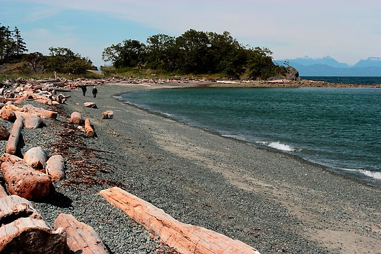 Nanaimo - Pipers Lagoon - The Beach by rsangsterkelly   Visit brannenlake.com #explorenanaimo