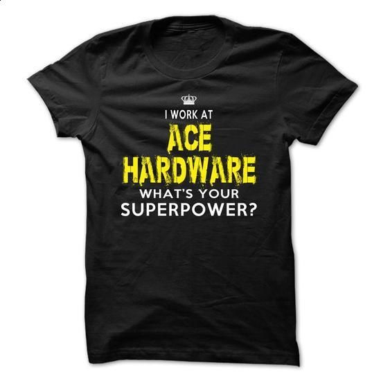 I work at ACE Hardware - MasellTamiko !!! #shirt #hoodie. MORE INFO => https://www.sunfrog.com/Funny/I-work-at-ACE-Hardware--MasellTamiko-.html?60505