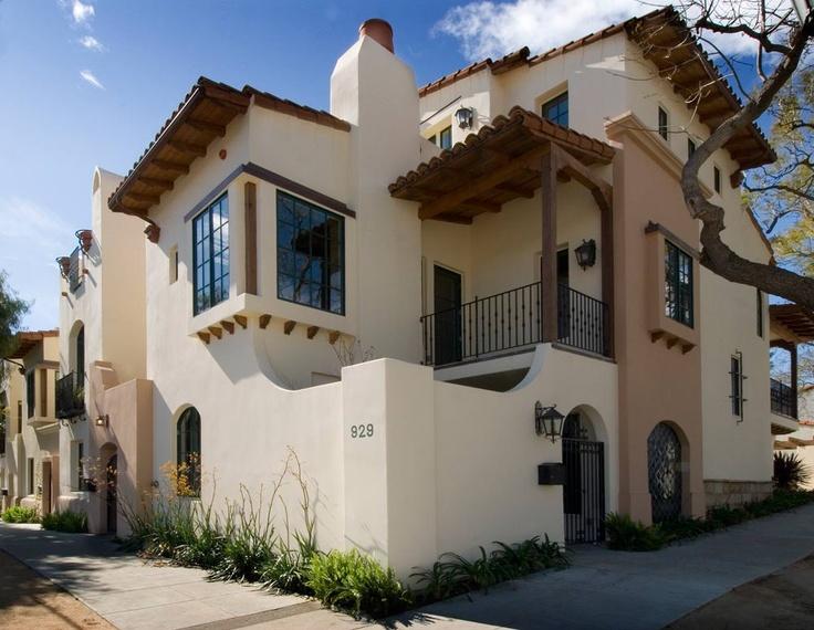 Live Work La Aldea Santa Barbara California Barry