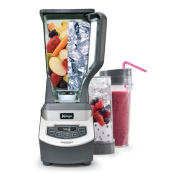 Ninja BL660 Professional Blender With Single-Serve Cups  Makes the best shakes and smoothies!