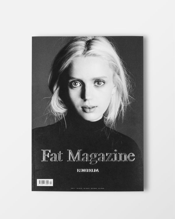Fat Magazine Issue D on Behance