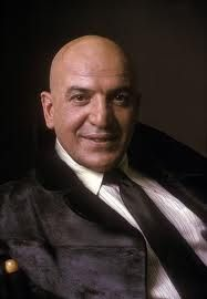 Telley Savalas | Greek American Film and Television Actor and Singer | Famous Greeks