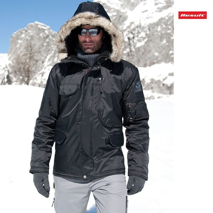 awesome Jacka Result Parka Cyclone