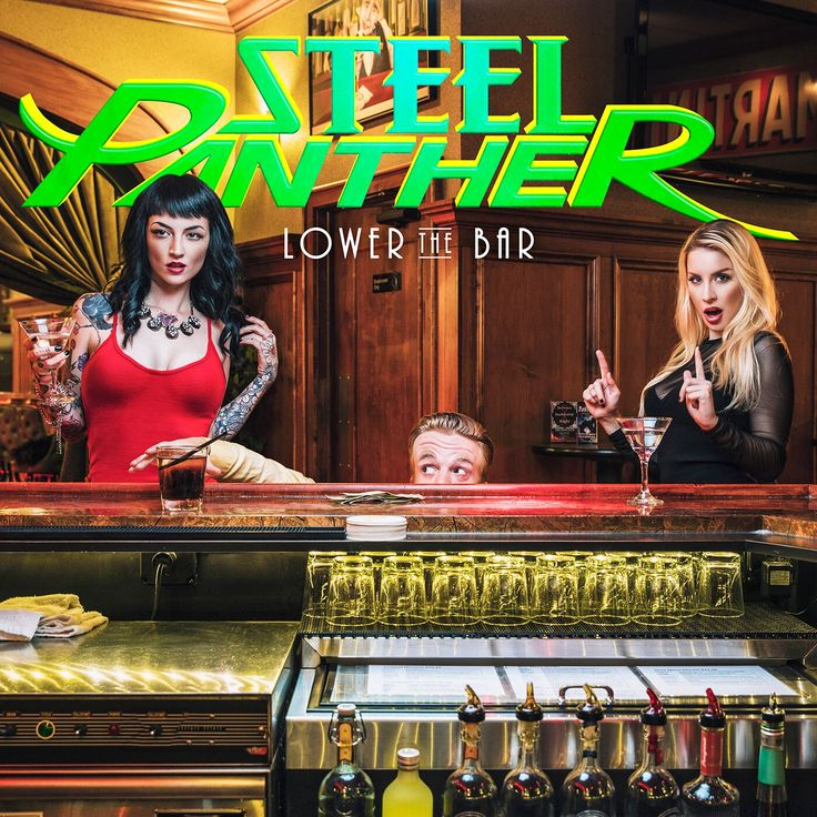 """Steel Panther new album """"Lower The Bar"""""""