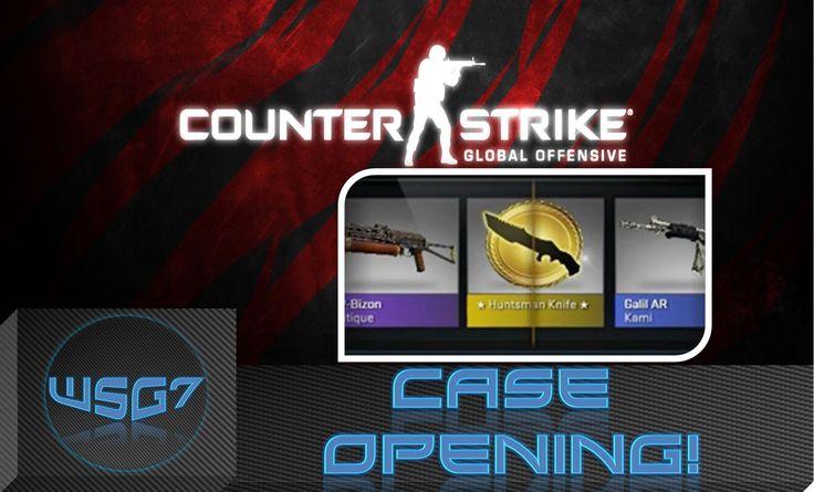 CS:GO - Otwieramy Skrzynie ze skinami! Czyżby coś