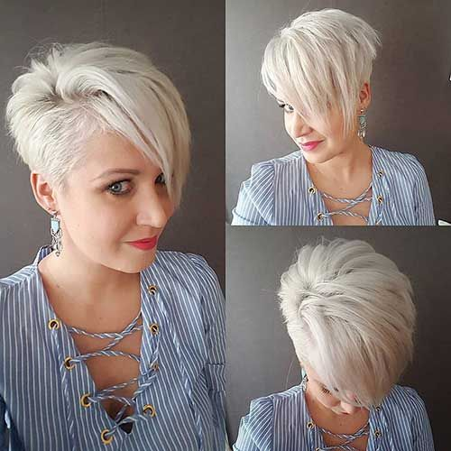 20+ Short Sassy Haircuts for Chic View -