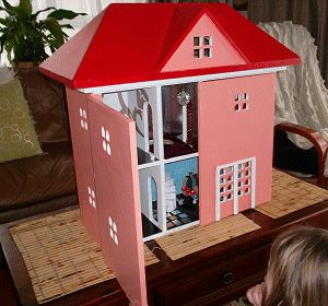 Dollhouses Madeira And Wooden Dollhouse On Pinterest