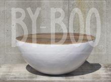 Alle salontafels : By Boo salontafel Bowl metaal (90 cm) - Meubilex