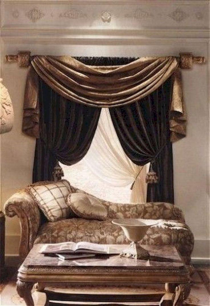 18++ Elegant living room valances information