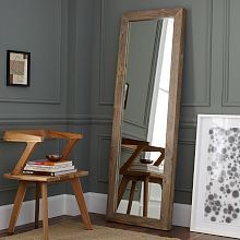 Floor Mirrors, Modern & Contemporary Floor Mirrors   West Elm