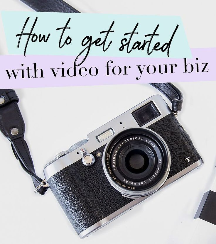 On this week's blog I give some easy steps to getting started with video content in your business. .  I'm sitting here feeling sorry for myself typing with a broken arm and it's pretty slow going! I'm so grateful that my injuries weren't any worse and that this week was scheduled as an editing week and we don't have any productions on. But this sucks! I hate not being in control and feeling vulnerable... but I'm trying to stay open to the lessons this slowing down is bringing.