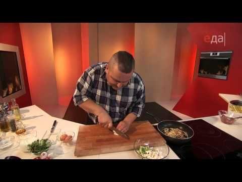 Бабка из свинины под пошехонским сыром - YouTube