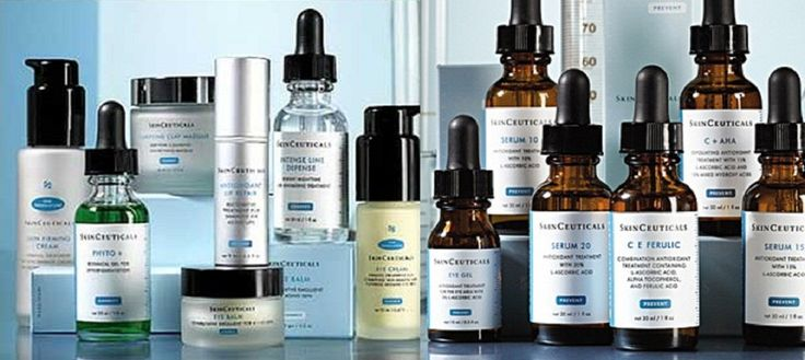SkinCeuticals cilt bakım ürünleri vücut ve yüz bakımı için zengin içerikli seçenekleri sizlere sunar.