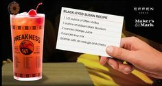 The Black-Eyed Susan   The Official Drink Of The Preakness   2016 Preakness