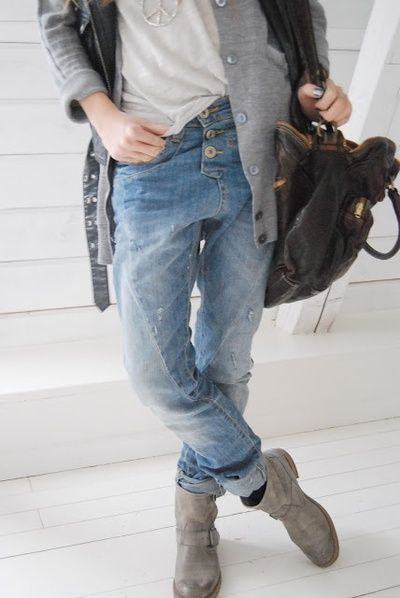 Pantalon vaquero...