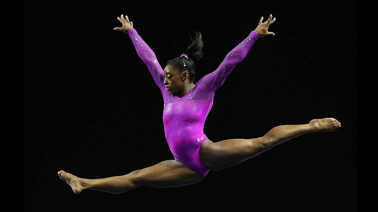 nice 5 Reasons Gymnast Simone Biles Is a Real American Hero: Simone Biles is the one ...