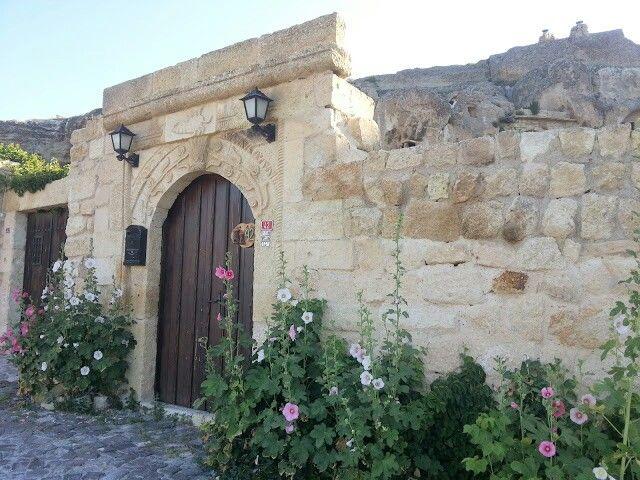 Ürgüp evleri kapıları