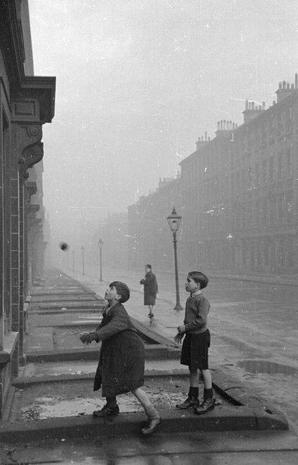 C'era una volta Londra, la guerra ha gli occhi di Bert Hardy