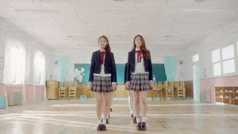 "Lovelyz ""Candy Jelly Love"" (Choreography Ver.) MV【KPOP Korean POP Music K-POP 韓國流行音樂】"
