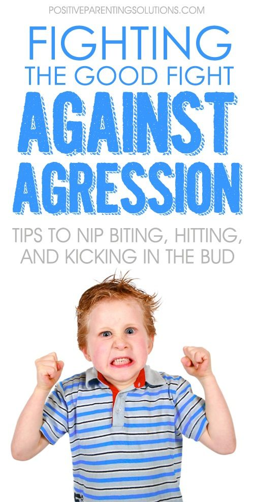 Fighting the Good Fight Against Child Aggression- Positive Parenting Solutions