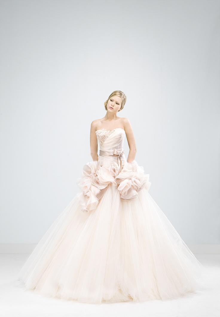 Bridal dress D6538