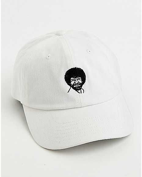 c27c57e37c4 Bob Ross Dad Hat - Spencer s