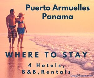 Puerto Armuelles has 4 hotels.  2 are new and 2 have been around for years. It also has a nice B&B. Of course, you can find rentals as well.  Below, are links & information onall these types ofplaces to stay. Hotels 1) Heavenly's Hotel. Heavenly's Hotel isa beachfront hotel with a swimming pool...[ContinueReading]