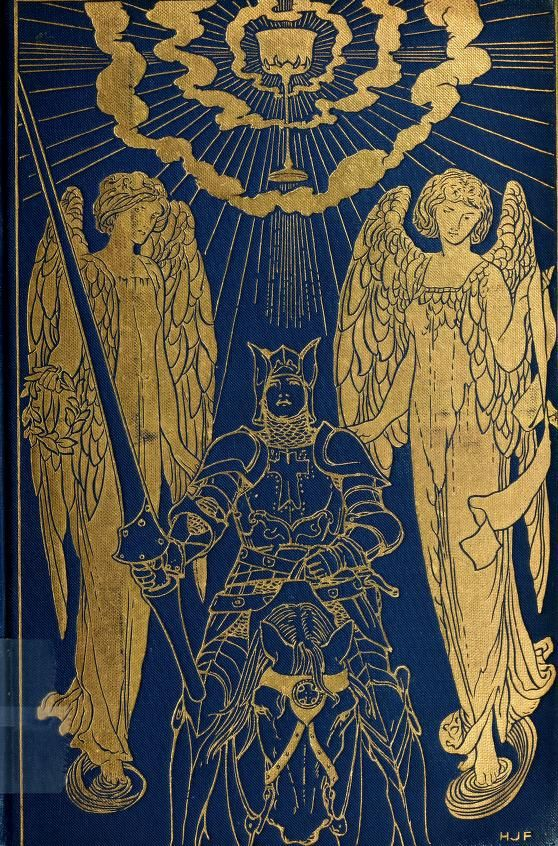 The Book of Romance by Andrew Lang, 1903