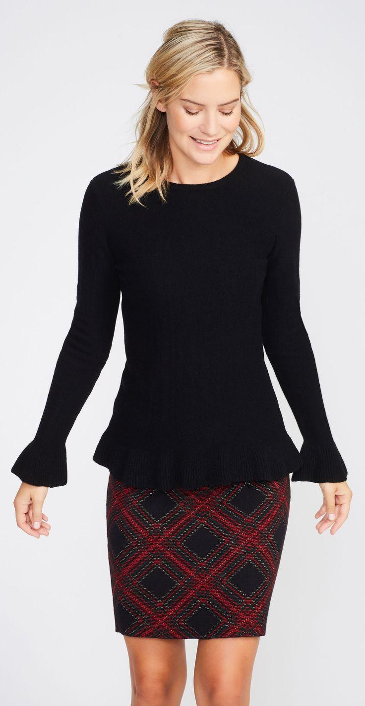 J.McLaughlin - Kearns Cashmere Sweater