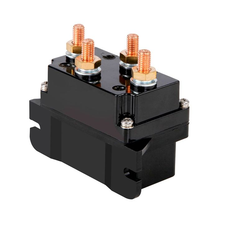 12V Winch Controller Solenoid 500A DC Switch