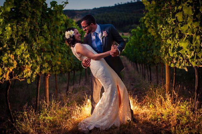 Portuguese Vineyard Wedding @ Fly Away Bride  www.fabioazanha.com