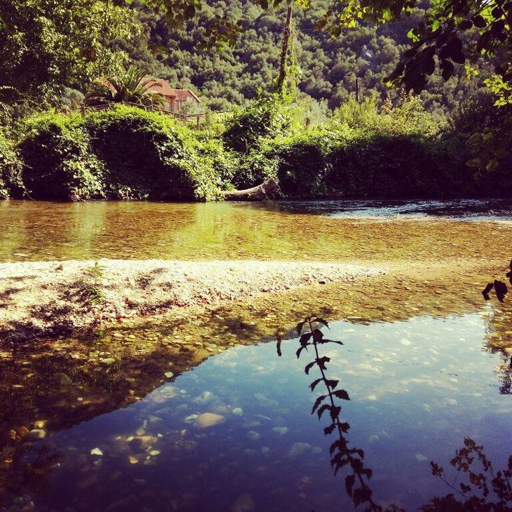 Louros river - GREECE