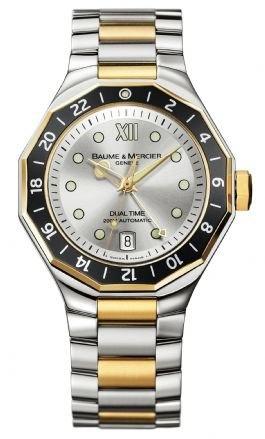 Baume & Mercier Men's 8785 Riviera Two-Tone Automatic Watch : Watches   Best Luxury Watches Shop
