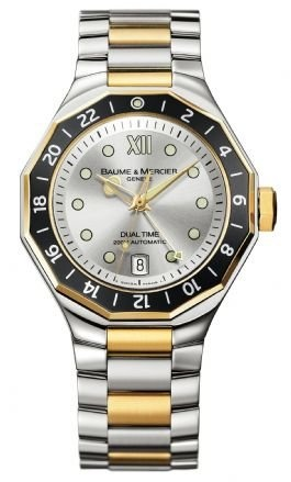 Baume & Mercier Men's 8785 Riviera Two-Tone Automatic Watch : Watches | Best Luxury Watches Shop