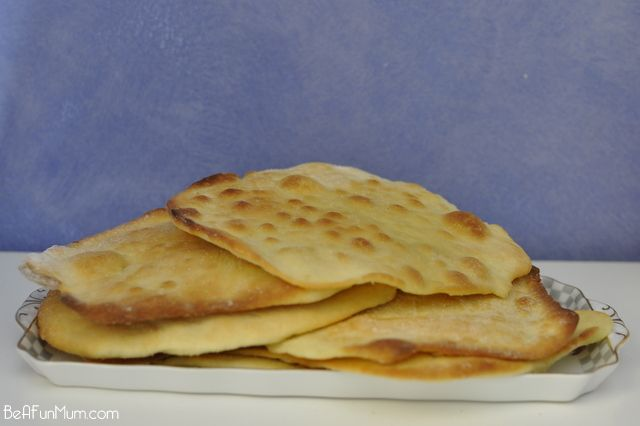 Easy flat bread recipe