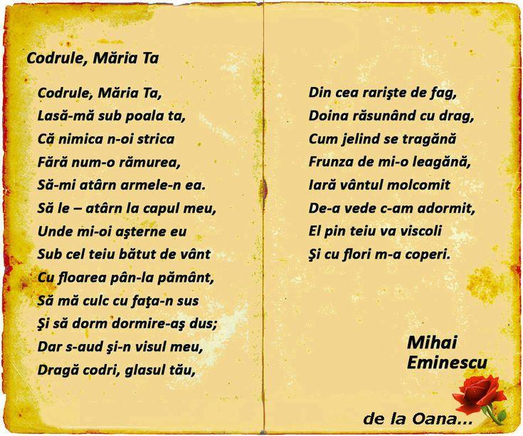 mihai-eminescu-codrule-maria-ta
