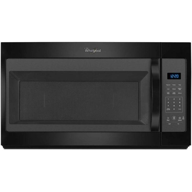 Ft Black Over The Range Microwave