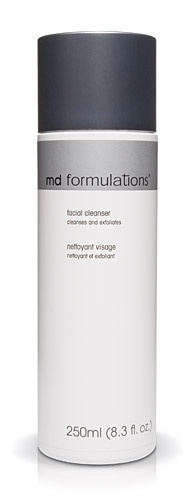 MD Formulations cleanser - perfect for me and my skin!