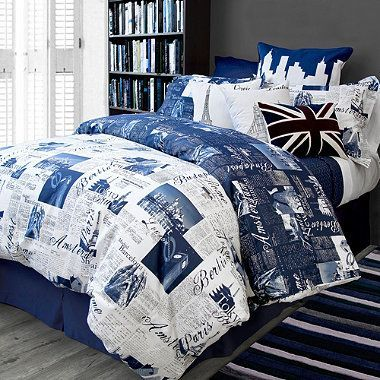 Top 96 best College Bedding images on Pinterest | Beach comforter, Bed  CL34