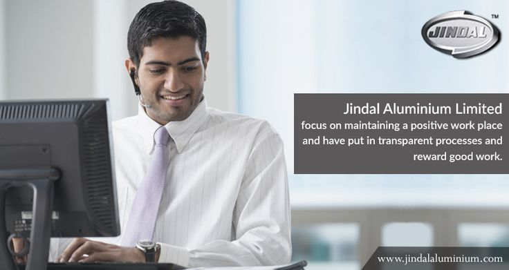People work for money but got the extra mile for recognition, rewards and appreciation. At Jindal Aluminium Limited, we focus on maintaining a positive work place and have put in transparent processes and reward good work. It is these things put together that has led to our workforce being highly motivated and delivering every single time.  #Jindal | #EmployeeMotivation
