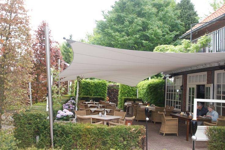 26 beste afbeeldingen over horeca terras overkapping op pinterest discover more best ideas - Luifel ontwerp voor patio ...