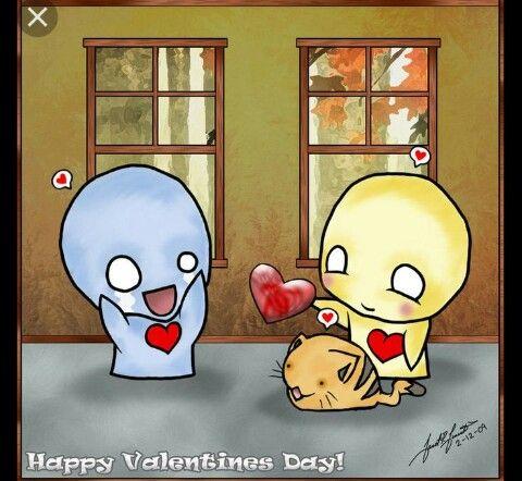 Valentines pon and zi ❤❤❤