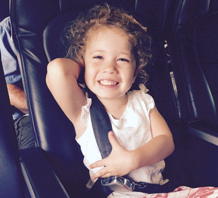 Les 10 principes du plaisir en vol avec enfants