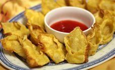 Fried Wontons Recipe - Chinese food