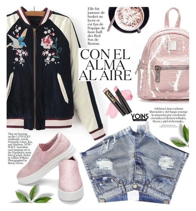 """Get the Yoins look⤵"" by yexyka ❤ liked on Polyvore featuring L.A. Girl"