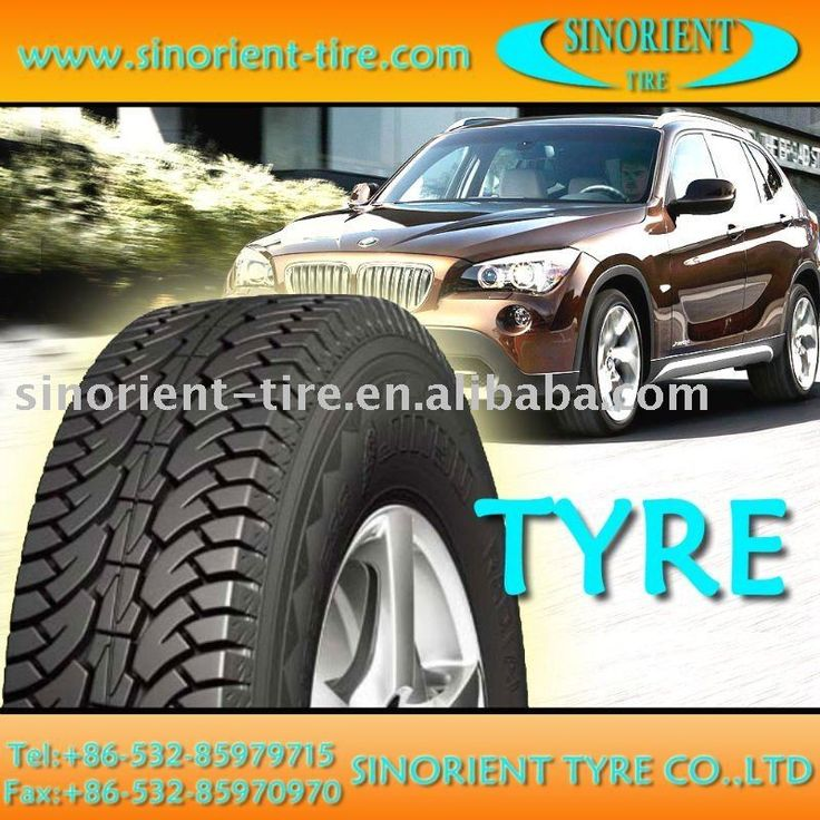 all terrain tyre LT235/85R16